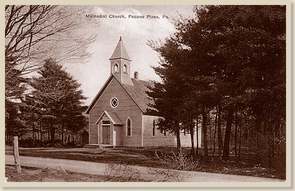 Pocono Lake United Methodist Church Historical Association